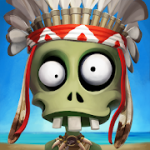 Zombie Castaways v3.37.1 Mod (Unlimited Money) Apk