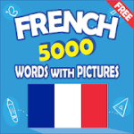 French 5000 Words with Pictures v20.01 PRO APK
