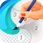 April Coloring Free Oil Paint by Number for Adult v2.33.4 Mod (Unlimited Money) Apk