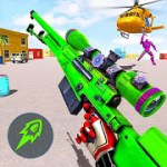 Fps Robot Shooting Games Counter Terrorist Game v1.3 Mod (Unlimited Money + Unlocked + No Ads) Apk