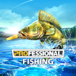 Professional Fishing v1.38 Mod (Unlimited Money) Apk