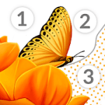 April Coloring Free Oil Paint by Number for Adult v2.37.0 Mod (Unlocked) Apk