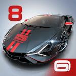 Asphalt 8 Airborne Fun Real Car Racing Game v5.0.0o Mod (Unlimited Money) Apk
