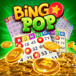 Bingo Pop Live Multiplayer Bingo Games for Free v6.1.50 Mod (Unlimited Cherries + Coins) Apk