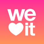 We Heart It v8.3.1.RC-GP-Free(21760) Mod APK