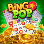 Bingo Pop Live Multiplayer Bingo Games for Free v6.3.65 Mod (Unlimited Cherries + Coins) Apk