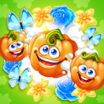 Funny Farm match 3 Puzzle game v1.53.0 Mod (Unlimited Money) Apk