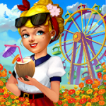 Matchland Build your Theme Park v1.5.1 Mod (Unlimited Stars + Lives) Apk