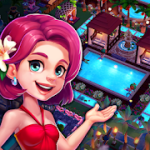 My Little Paradise Resort Management Game v1.9.19 Mod (Unlimited Gold + Diamonds) Apk