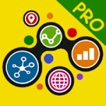 Network Manager  Network Tools & Utilities (Pro) v18.5.5-PRO Modded APK Q SAP