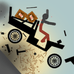 Ragdoll Dismounting v1.55 Mod (Unlimited Coins + Unlock All + No Ads) Apk