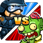 SWAT and Zombies Defense & Battle v2.2.2 Mod (Unlimited Money) Apk