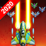 Galaxy Invaders Alien Shooter v1.4.4 Mod (Unlimited Coins + Gems) Apk