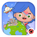 Miga Town My World v1.17 Mod (Unlocked) Apk + Data
