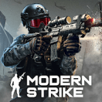 Modern Strike Online Free PvP FPS shooting game v1.40.1 Mod (Unlimited Ammo) Apk