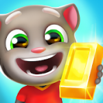 Talking Tom Gold Run v4.6.0.720 Mod (Пули бемаҳдуд) Apk