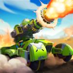 War Wheels v1.0.05 Mod (Os inimigos están parados e non te atacan) Apk