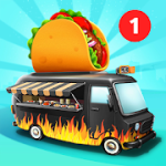 Food Truck Chef Cooking Games Delicious Diner v1.9.1 Mod (Unlimited Gold + Coins) Apk