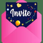 Invitation Maker Free  Birthday & Wedding Card v5.6 Pro APK SAP