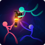 Stickfight Infinity v1.30 Mod (Unlimited Gold Coins) Apk