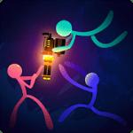 Stickfight Infinity v1.30 Mod (neierobežotas zelta monētas) Apk