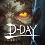 Zombie Hunter D Day v1.0.602 Mod (Ruksakna Tinggi, Amunisi Unlimited, No Recoil) Apk