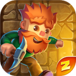 Dig Out Gold Digger Adventure v2.18.0 Mod (Unlock all skins) Apk