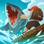 Epic Raft Fighting Zombie Shark Survival v0.9.6 Mod (Menu + Unlimited Money) Apk