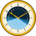 Sunclock  Astronomical Clock, Sunrise, Sunset v2.52 APK