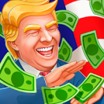 Trump's Empire idle game v1.1.7 Mod (Cheap shopping + No Ads) Apk