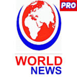 World News Pro Breaking News, All in One News app v5.6.2 APK Paid