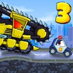 Car Eats Car 3 Racing Simulator Fast Drive v2.6 b425 Mod (Unlimited Money) Apk