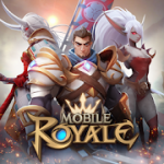 Mobile Royale MMORPG Build a Strategy for Battle v1.21.1 Mod (Unlimited Money) Apk + Data