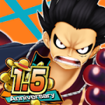 ONE PIECE Bounty Rush v34000 Mod (No Skill Cooldown + Frozen Ai) Apk