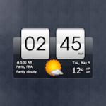 Sense Flip Clock & Weather v5.82.4 Premium APK