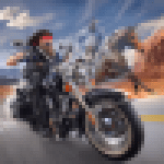 Outlaw Riders War of Bikers 0.2.1