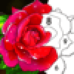 Color by Number Oil Painting Coloring Book 1.401 ModAPK Unlimited Money Download