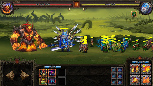 Epic Heroes War Action RPG Strategy PvP 1.11.3.412 screenshots 1