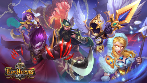 Epic Heroes War Action RPG Strategy PvP 1.11.3.412 screenshots 12