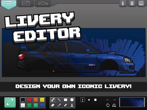 Pixel Car Racer 1.1.80 screenshots 12