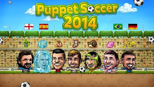 Puppet Soccer 2014 – Big Head Football 2.0.7 screenshots 12
