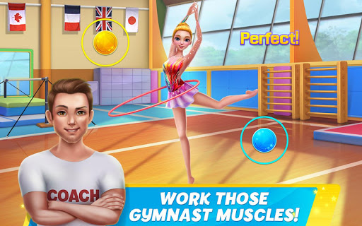 Rhythmic Gymnastics Dream Team Girls Dance 1.0.5 screenshots 5