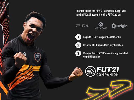 EA SPORTS FIFA 21 Companion 21.4.0.189057 screenshots 13