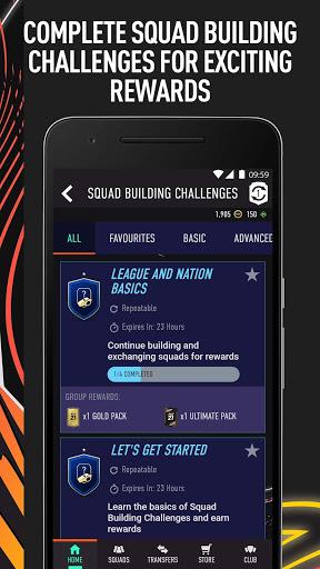 EA SPORTS FIFA 21 Companion 21.4.0.189057 screenshots 4