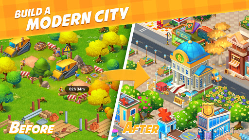 Farm City Farming amp City Building 2.5.9 screenshots 3