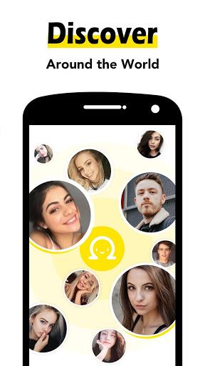 Omega Random Video Chat 3.7.0 screenshots 3