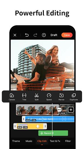 VivaVideo – Video Editor amp Video Maker 8.6.5 screenshots 1