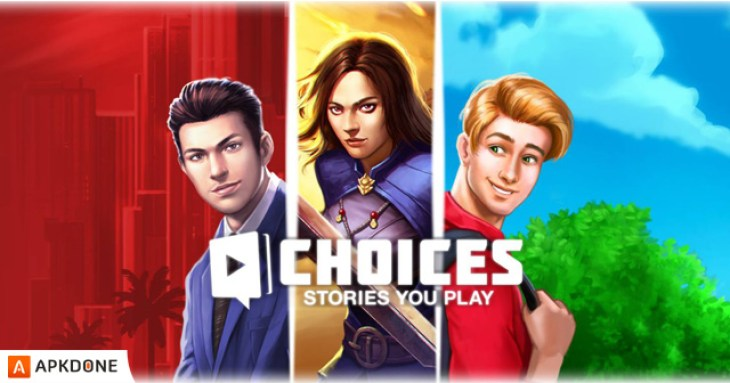 Choices: The stories you play