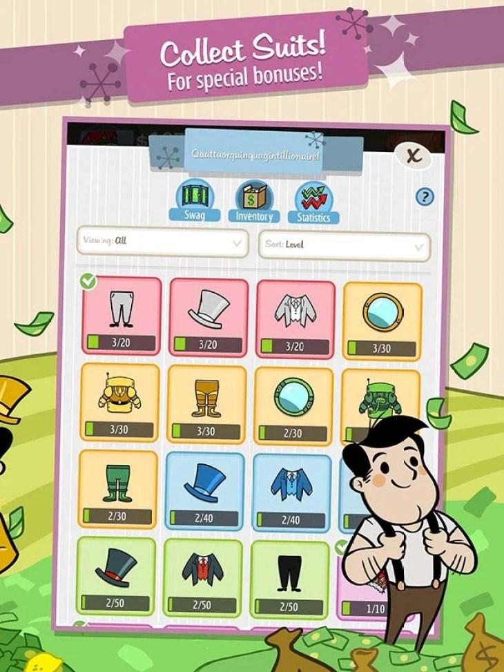 Adventure Capitalist Screenshots