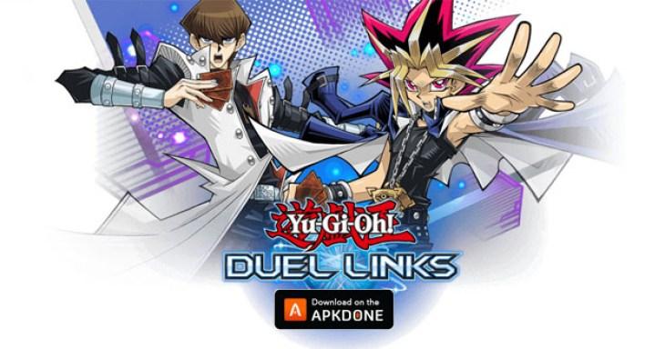 U-Gi-Oh Dual Links Poster